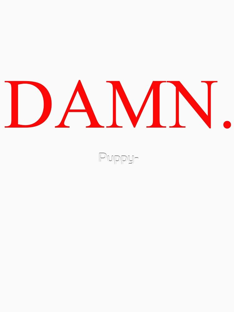 Kendrick Lamar - DAMN. | Unisex T-Shirt