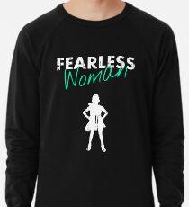 Sudadera ligera Fearless Girl - MUJER