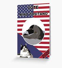VOTENino2020 Greeting Card
