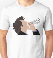 Parks & Recreation - Jean Ralphio, Flushed with Cash Unisex T-Shirt