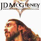 JD McGibney - Fire Head by JD McGibney