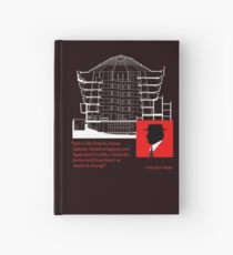 Frank Lloyd Wright, Master of Architecture Hardcover Journal