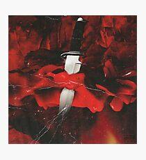 21 Savage Mode Album Cover  Photographic Print