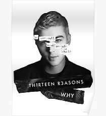 Thirteen Reasons Why - Alex Poster