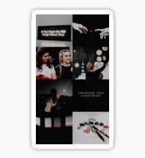 Rowan Blanchard & Sabrina Carpenter (Rowbrina) Sticker