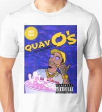 Quavo's Cereal (BLUE) Unisex T-Shirt