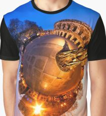 Nîmes, the arena Graphic T-Shirt