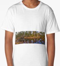 Brännösbäcken at Blådöpet track Long T-Shirt