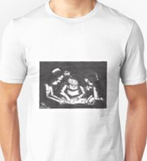 Syrian Surgeons in a dark operation room Unisex T-Shirt