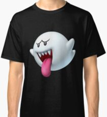 Ghost King Boo, the villain Classic T-Shirt