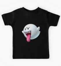 Ghost King Boo, the villain Kids Tee