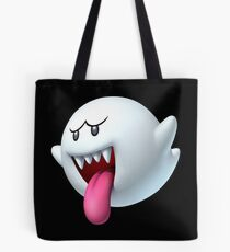 Ghost King Boo, the villain Tote Bag