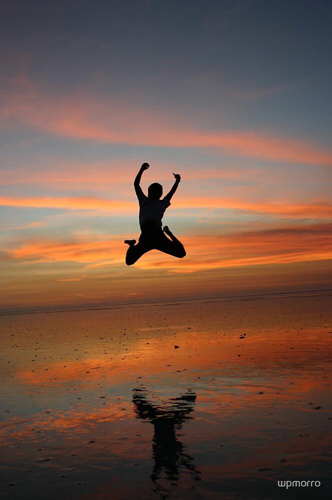 Jump for joy by wpmorro
