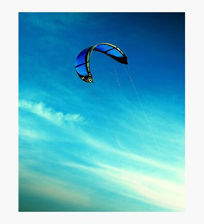 Go fly a kite Photographic Print