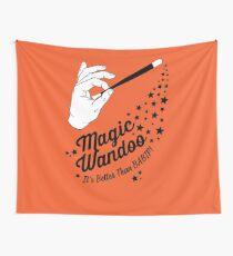 Magic Wandoo (Light Version) Wall Tapestry