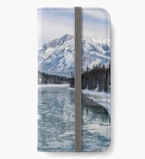 Ice in the Reflections iPhone Wallet/Case/Skin