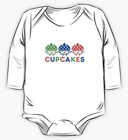 Cupcake Fun primary Kids Clothes