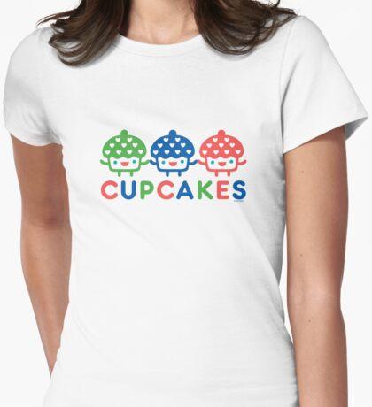 Cupcake Fun primary T-Shirt