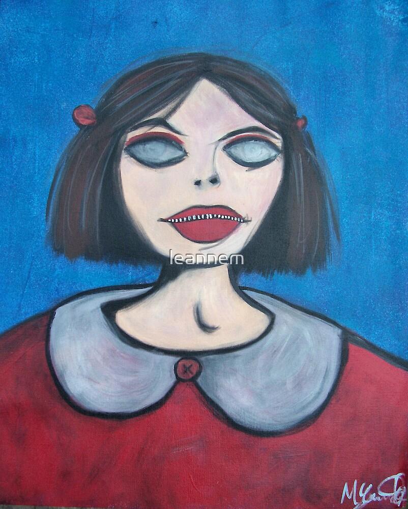 blind Betsy by leannem