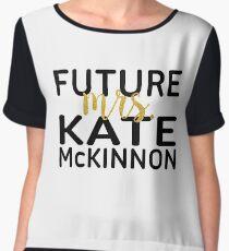 Future Mrs. Kate McKinnon Chiffon Top