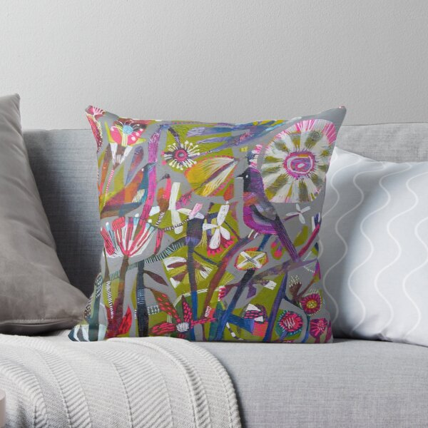 A bit of magic Throw Pillow