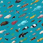 Sleeping Animals by Aaron Randy