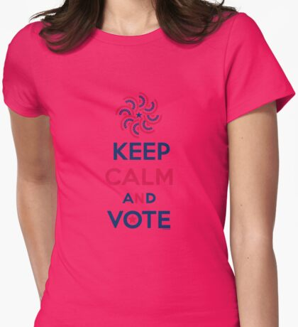 Keep Calm and Vote  T-Shirt
