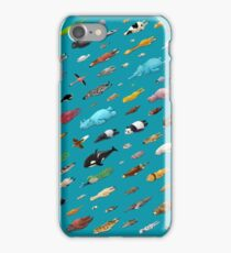 Sleeping Animals iPhone Case/Skin