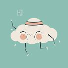 Say Hi Little Cloud! by Liam Smith