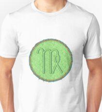 Virgo Symbol Unisex T-Shirt