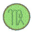 Virgo Symbol by ToxicMaiden