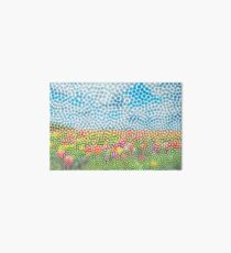 Flowering Field Art Board