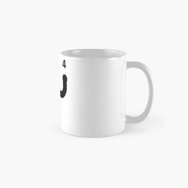 2CV Gear Shift Pattern Classic Mug