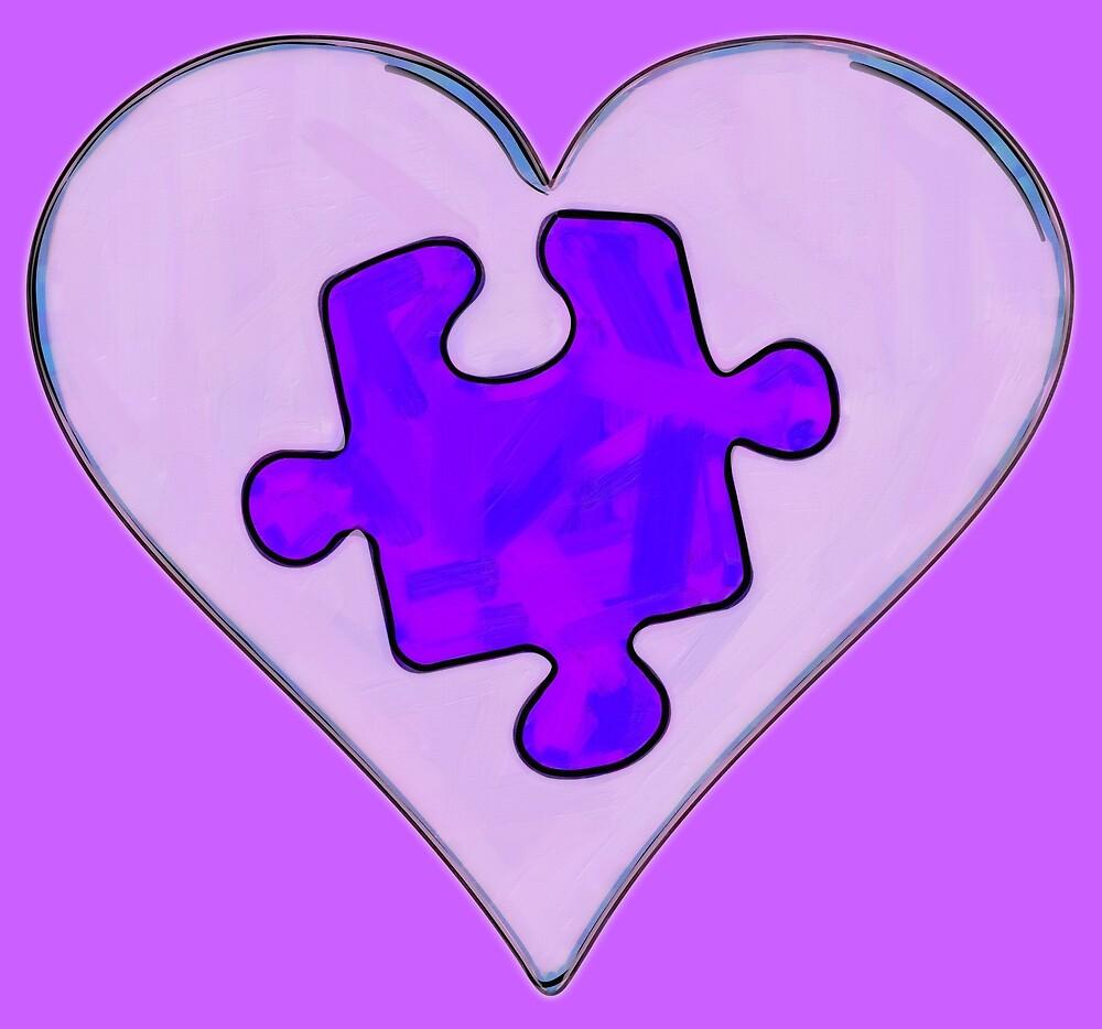 Always in my heart... by John Patsfield