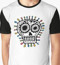 Sugar Skull - sharpie Graphic T-Shirt