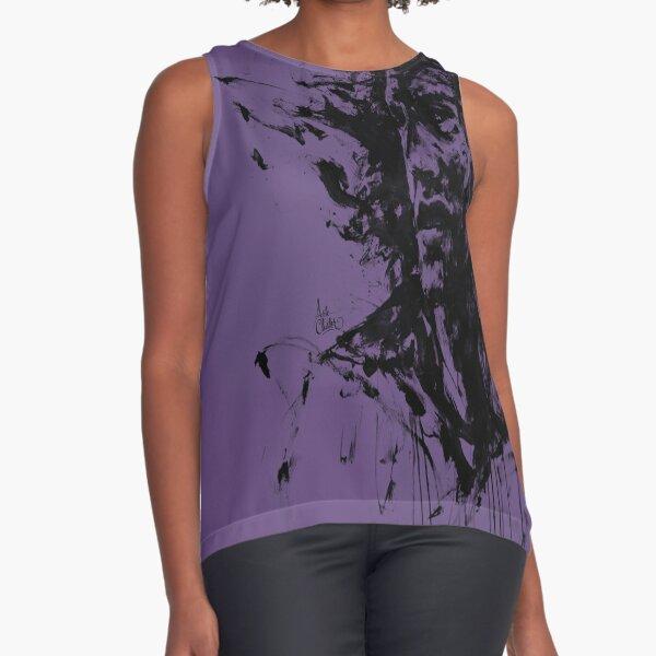 The Burden... Purple Edition Sleeveless Top