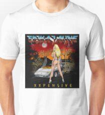 Erika Jayne Xxpensive Unisex T-Shirt