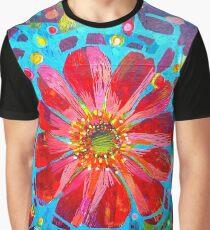 Zinnia Graphic T-Shirt