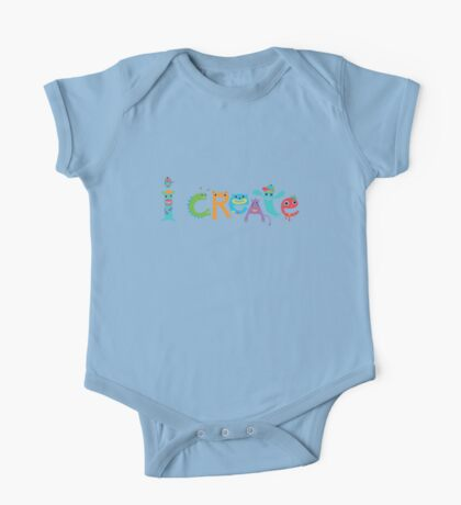 I Create Critters Kids Clothes