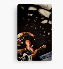 Queen - Women's MMA Oil Painting Canvas Print