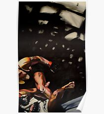 Queen - Women's MMA Oil Painting Poster