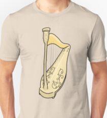Harp Unisex T-Shirt