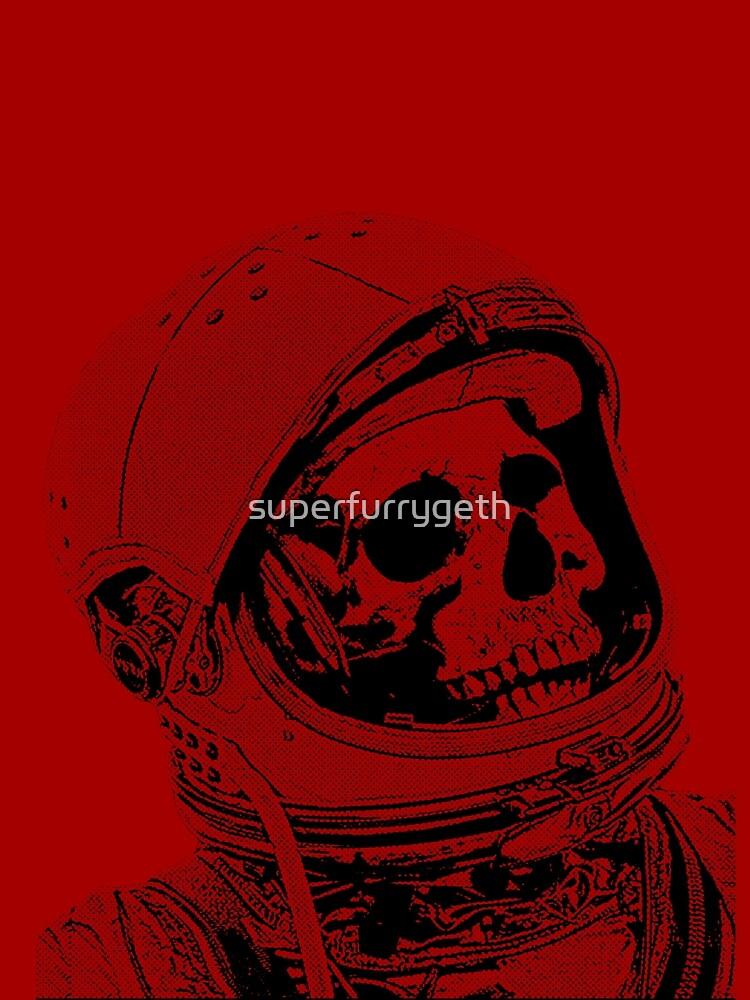 Death On Mars by superfurrygeth
