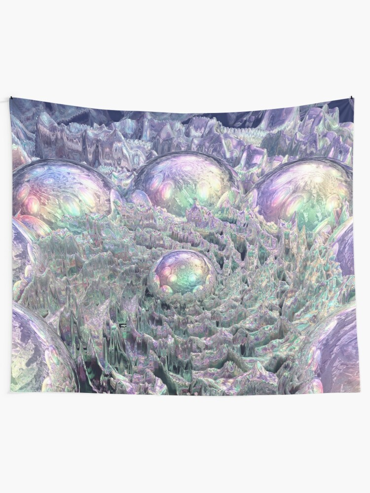 Alternate view of Spectral Universe Tapestry