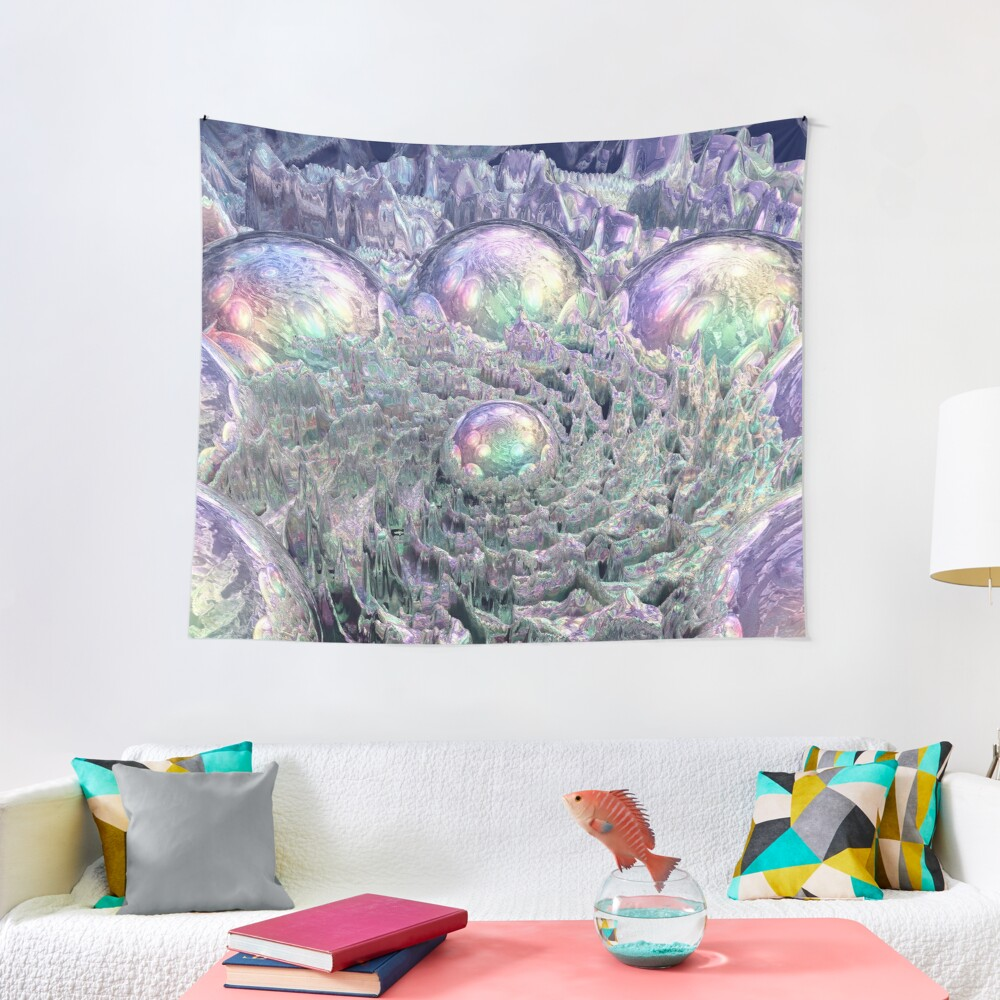 Spectral Universe Tapestry