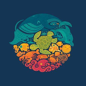 Arco iris acuático de Waynem79