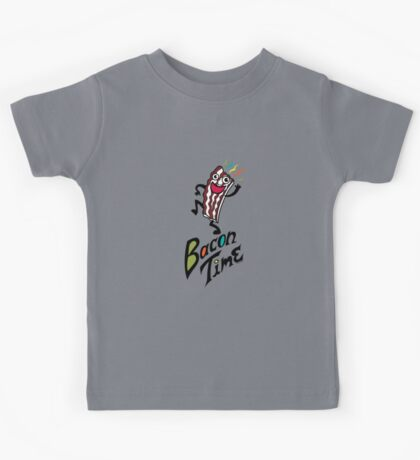 Bacon Time Kids Clothes