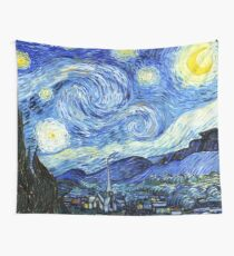 The Starry Night - Vincent van Gogh Wall Tapestry