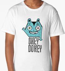 Okey Dokey Monster Long T-Shirt