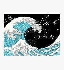 Kanagawa Wave Photographic Print